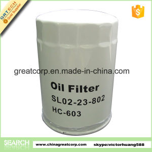 SL02-23-802 Car Oil Filter for Mazda pictures & photos