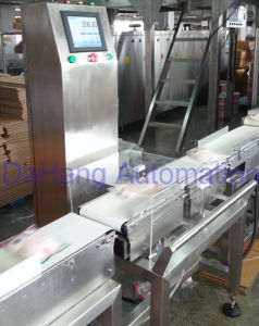 2016 Automatic Food Package Online Checkweigher / Weighing System pictures & photos