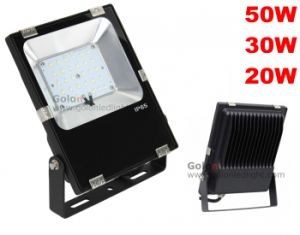 Shenzhen Manufacturer Outdoor Floodlight 110lm/W Proyector LED SMD 50W pictures & photos