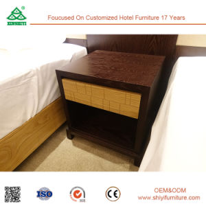 2017 Fashion Stiching Color Bedroom Furniture Set for Hotel pictures & photos