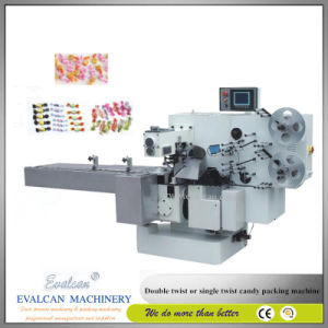 Horizontal Single Twist Candy Wrapping Machine pictures & photos
