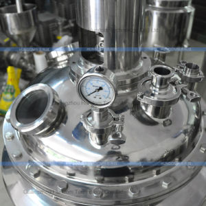 High Quality Electric Heating Reactor with Agitator pictures & photos