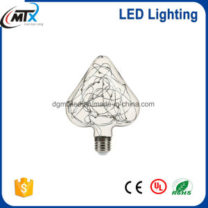 Bulb with string wire, LED bulb decorative outdoor string lamp type bulb cheap price pictures & photos