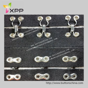 Comfortable Long Hook and Eye Tape Hook and Bar pictures & photos