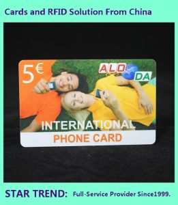 Spot Varnished PVC Card with Magnetic Stripe for Health Club pictures & photos