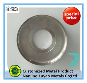 Steel Cap Made by Sheet Metal Stamping pictures & photos