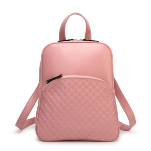The Female Korean Version of The PU Mini The Backpack pictures & photos