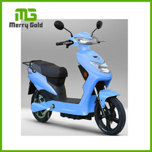 Supply Best Scooter 60V 500W 45km/H Electric Motorcycle with Pedals pictures & photos