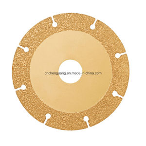 Sharpen Diamond Circular Saw Blade for Marble Cutting pictures & photos