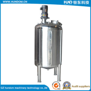 Sanitary Stainless Steel Liquid Mixing Tank pictures & photos