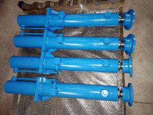 Customized Hydraulic Cylinder in China pictures & photos