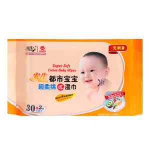 Easy Handle Cleaning Baby Wet Wipe China Supplier pictures & photos