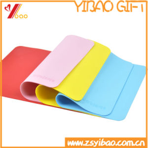 Silicone Ketchenware Colorful High Quality Custom Soft Slicone Mat (YB-HR-132) pictures & photos