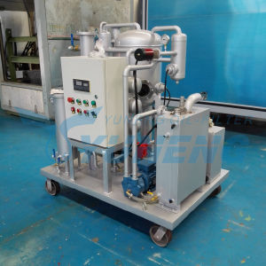 Zjc Series Economical Lube Oil Filtration Machine pictures & photos