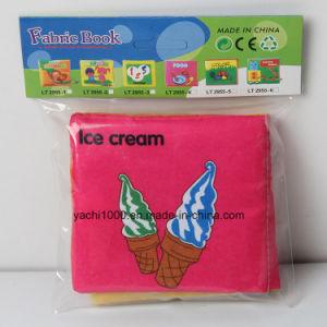 Reach En71&ASTM Certification Baby Cloth Book pictures & photos