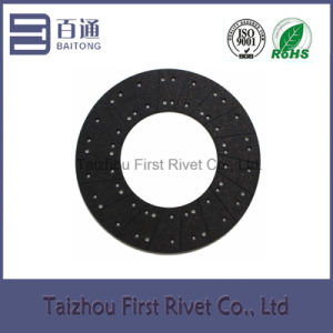 Model Fst803 Common Composite Yarn Medium-Alkali (alkali-free) Clutch Facing pictures & photos