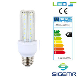 3u 24V 12V DC LED Energy Saving Lamp Bulb 7W 10W pictures & photos