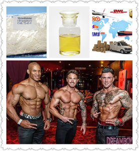 99.6% Body Building Trenbolone Acetate CAS: 10161-34-9 with Safe Delivery pictures & photos