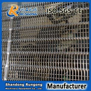 High Quality Eye Link Conveyor Belt Types Conveyor Belt pictures & photos