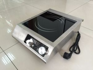 Ce/RoHS//ETL Approval 3500W Commercial Induction Stove Sm-A80 pictures & photos