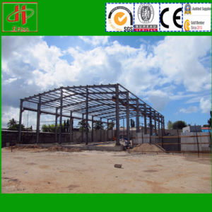 Prefabricated Steel Structure Workshop/Warehouse/Storage/Factory/Godown Building pictures & photos