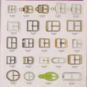 Fashionable Metal Shoes Buckles with High Quality OEM Order Is Available pictures & photos