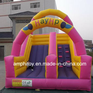 Pink Theme Inflatable Slide/Kids Inflatable Slide pictures & photos