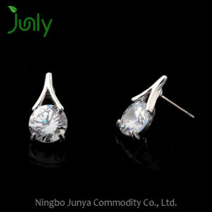 Latest Fashion Superstar Accessories Silver Stud Earrings for Women pictures & photos