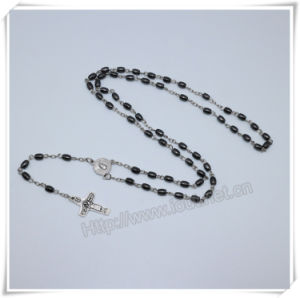 Catholic Magnet Beads Rosaries with Crucifix (IO-cr393) pictures & photos