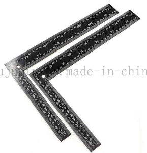 OEM Office School Stainless Steel Try L Square Ruler pictures & photos