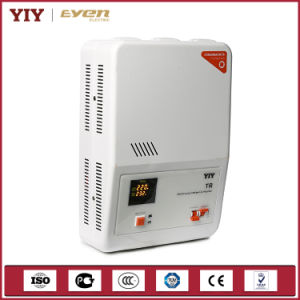 Single Phase Relay Type Wall Mount Voltage Stabilizer 8kVA pictures & photos