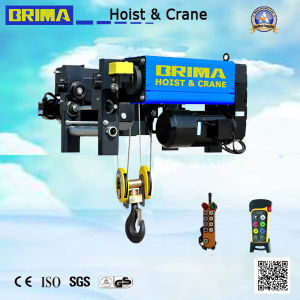 5t Low Headroom Electric Wire Rope Hoist pictures & photos