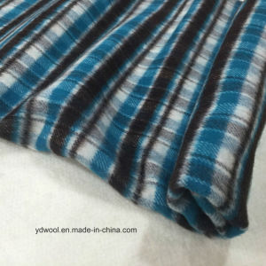 Ready/Stock Wool Fabric Different Double Face Check pictures & photos