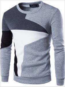 Custom Men Cotton Fleece Fashion Sweatshirts Sports Pullover Top Clothing (AL070) pictures & photos