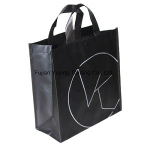 Customize Fashion Non Woven Shopping Tote Bags (YYNWB050) pictures & photos
