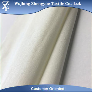 Ivory Soft 70d/40d Nylon Spandex Rayon 2 Way Stretch Fabric for Trousers pictures & photos