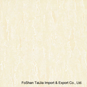 600X600mm Building Material Soluble Salts Polished Porcelain Ceramic Tiles (TJ6005) pictures & photos