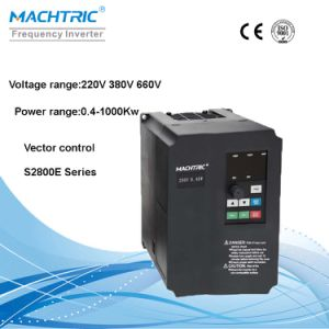 380V 3phase 50Hz/60Hz Variable Frequency Drive VFD with General Purpose pictures & photos