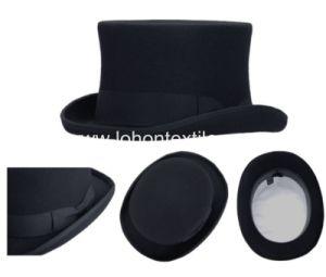 High Quality Wool Felt Top Hat Party Festival Hat Cap pictures & photos