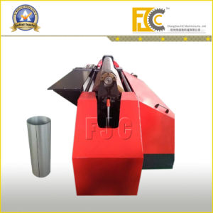 Cylindrical Shape Work-Piece Thin Metal Rolling Machine pictures & photos