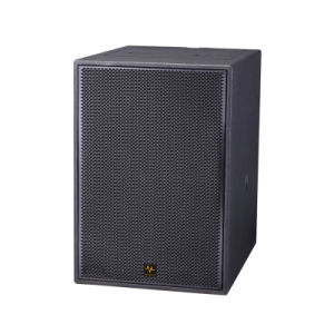 "Es-210 21"" The Compact Sub-Bass System Professional Audio Loudspeaker pictures & photos"