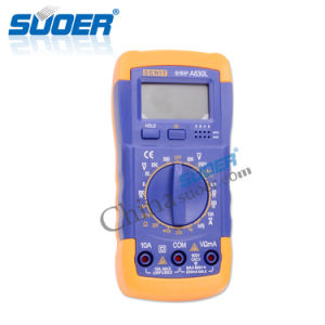 Low Price Digital Multimeter (A830L) pictures & photos