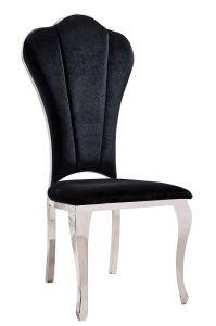 Luxury Design Good PU Dining Chairs pictures & photos