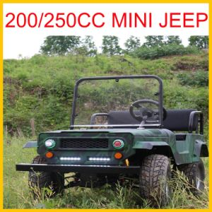 200cc Adult Engine Mini Jeep 7 Inch LED Headlight pictures & photos