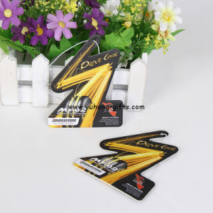 Wholesale Customized Hanging Paper Novelty Air Freshener (YH-AF232) pictures & photos
