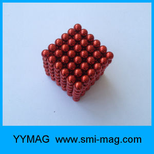 Jewelry Magnet 5mm 216 PCS Bucky Magnet Sphere Balls pictures & photos