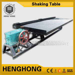 Hot Selling Gold Mining Equipment Gold Shaker Table for Sale