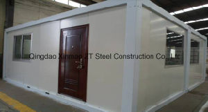 Accomodation Container House for Temporary Office and Dormitory pictures & photos