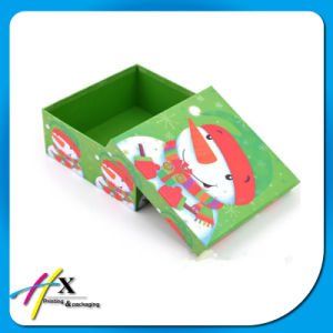 Custom Christma Paper Gift Box for Packaging pictures & photos
