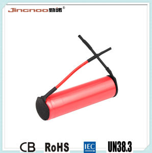 Jingnoo Lithium Ion Battery 3.7V 2000mAh for Juicer pictures & photos